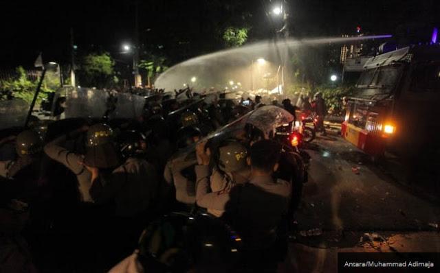 Polisi Bidik Penebar Hoaks Penyebab Kerusuhan di YLBHI