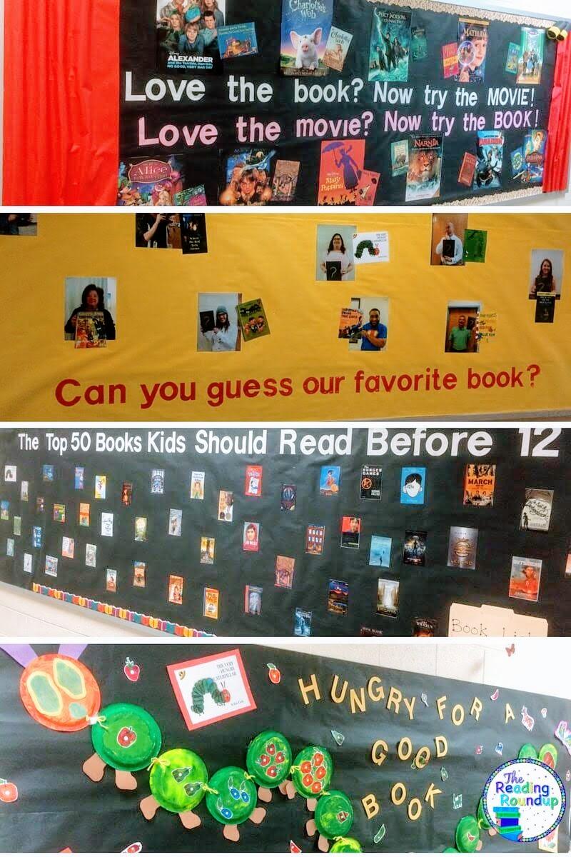 Children S Books Bulletin Board Ideas The Reading Roundup