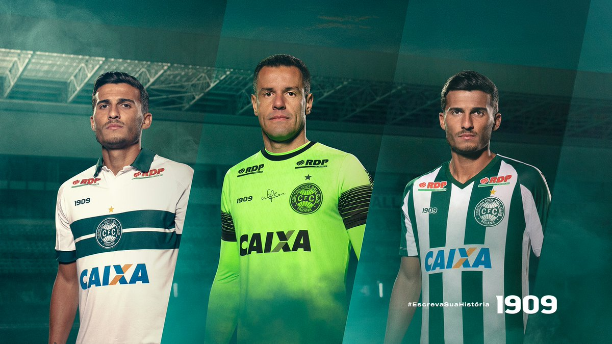 bcd9da3a0 No More Adidas - In-House Coritiba 18-19 Home