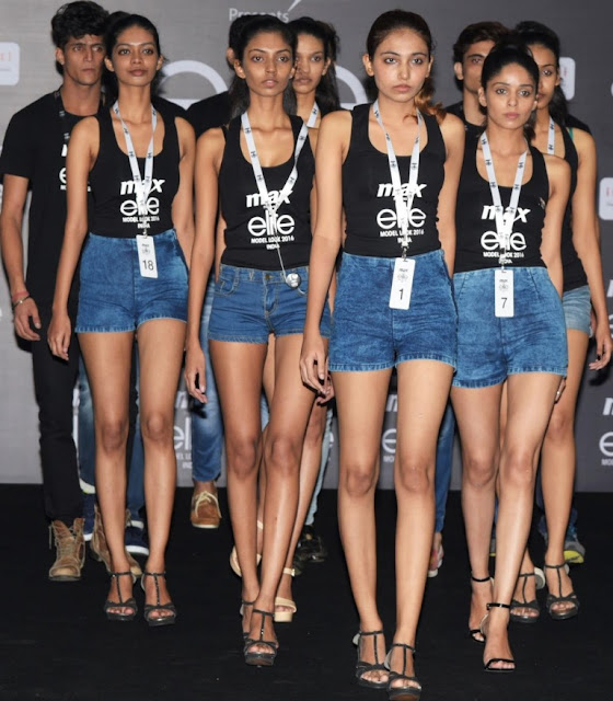 Glitz and Glamour Takes Over Infiniti Malad at the Max Elite International Modeling Contest 2016