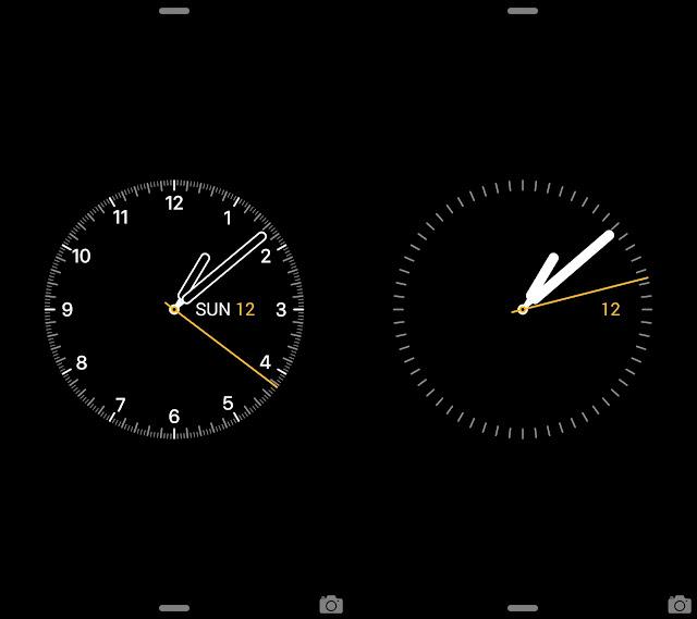 So Let's take a look on how to set up and get Apple watch widget clock on iPhone ? These widgets are free