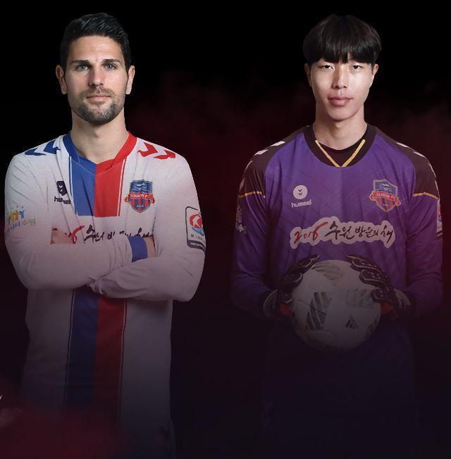 水原FC 2016 ユニフォーム - ユ...