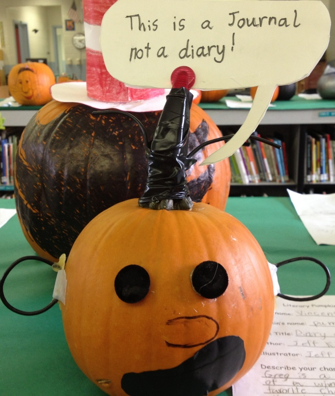 Storybook Pumpkin Patch Library Learners