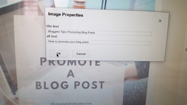 How to Add Alt Tags in Blogger