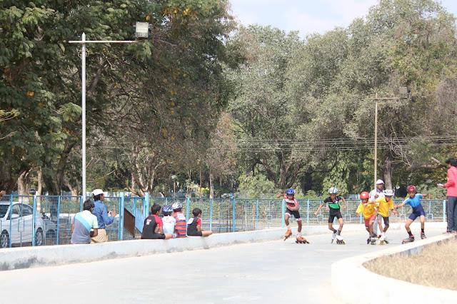 skating classes at gachibowli in hyderabad