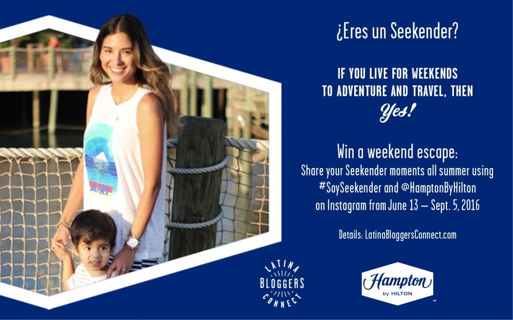 Gana un viaje a cualquiera de los destinos de Hampton by Hilton