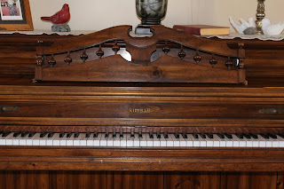A Kimball Piano, Living From Glory To glory Blog...