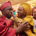 This Is Adorable! See Photo of Bride Wiping Her Father's Tears As He Cries Bitterly At Her Wedding