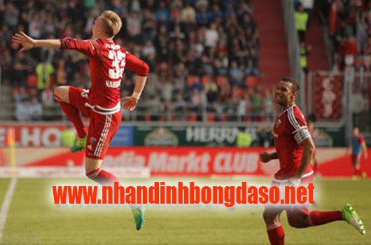 Arminia Bielefeld vs Ingolstadt 04 www.nhandinhbongdaso.net