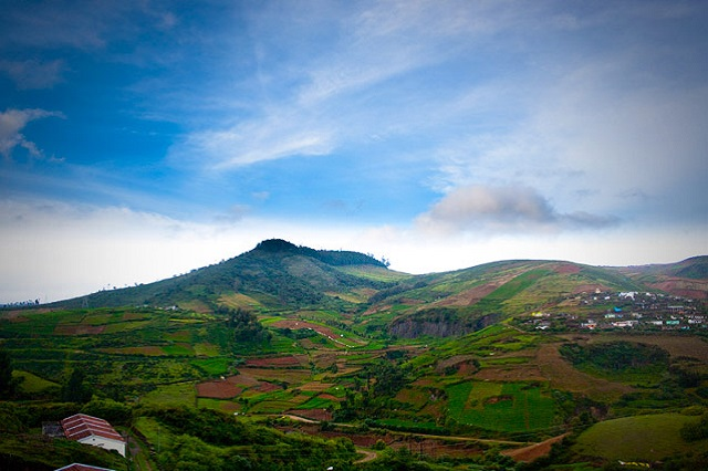 Best Places to Visit in India in November in Ooty