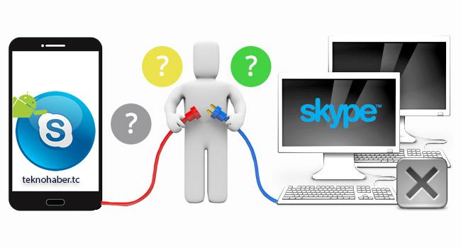 Skype Uzaktan Nasıl Kapatılır?