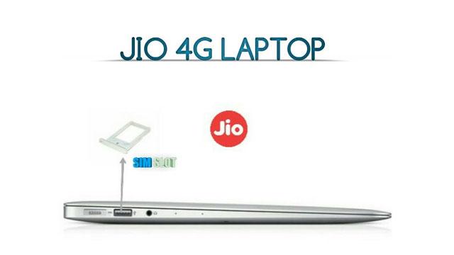 Reliance Jio 4G लैपटॉप की 5000 रुपये से प्री बुकिंग शुरू