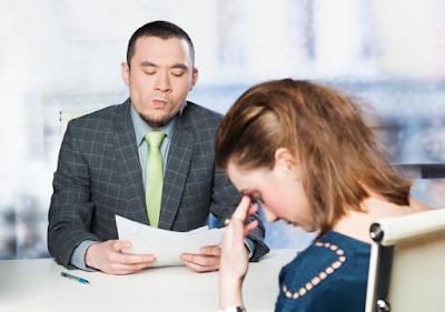 Hal yang Harus dihindari saat Wawancara