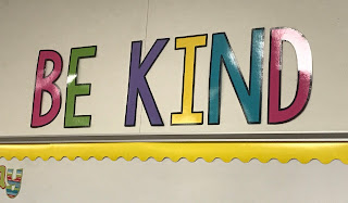 Be Kind Display