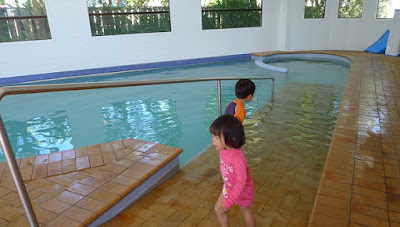 The Lakeside Villas - Indoor Pool
