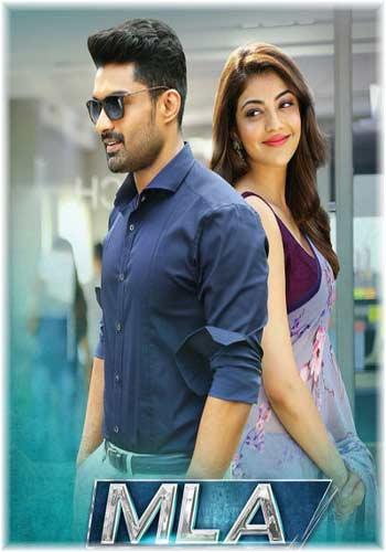 MLA 2018 Telugu Hindi Dubbed 720p HDRip