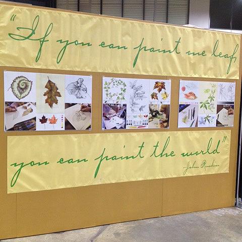 Nesba artists nesba exhibits at the boston flower and for Craft fair boston 2017