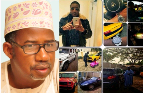 EFCC seizes 12 properties from ex-minister, Mohammed, son