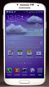 Samsung Galaxy S4 MT6572 Stock Firmware