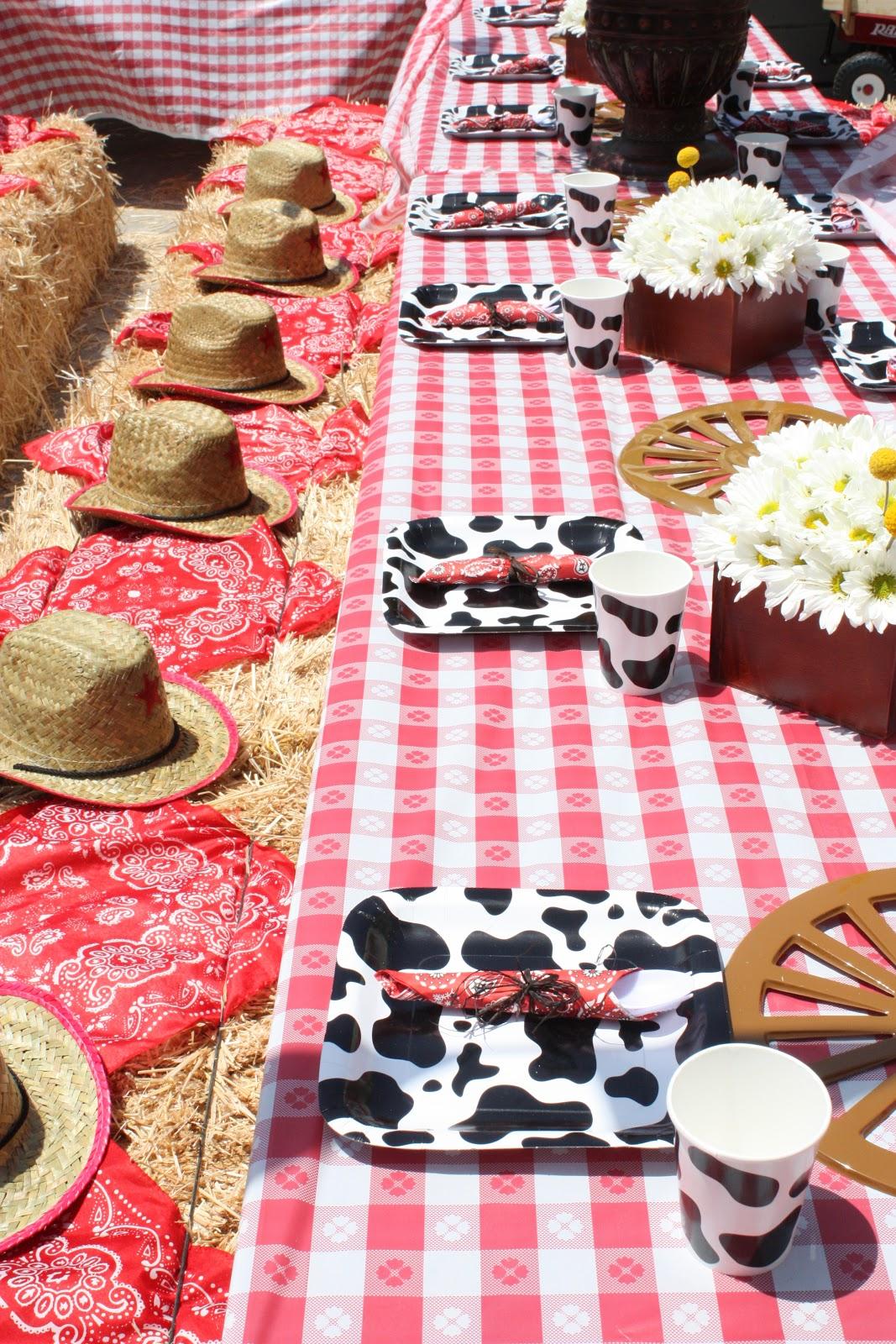Events Inspired By Love Barnyard Birthday Bash