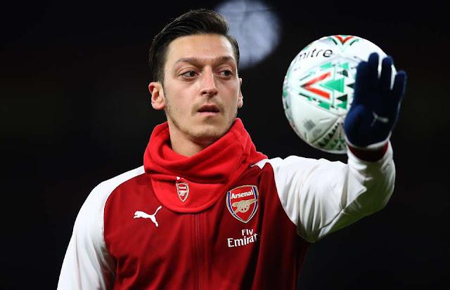 Bandar Bola Sbobet--Ozil Sebagai Peran Penting Bagi Arsenal