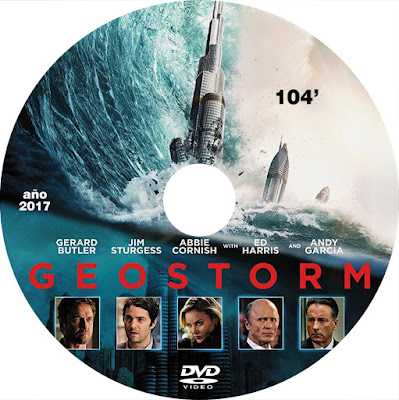 Geostorm - [2017]