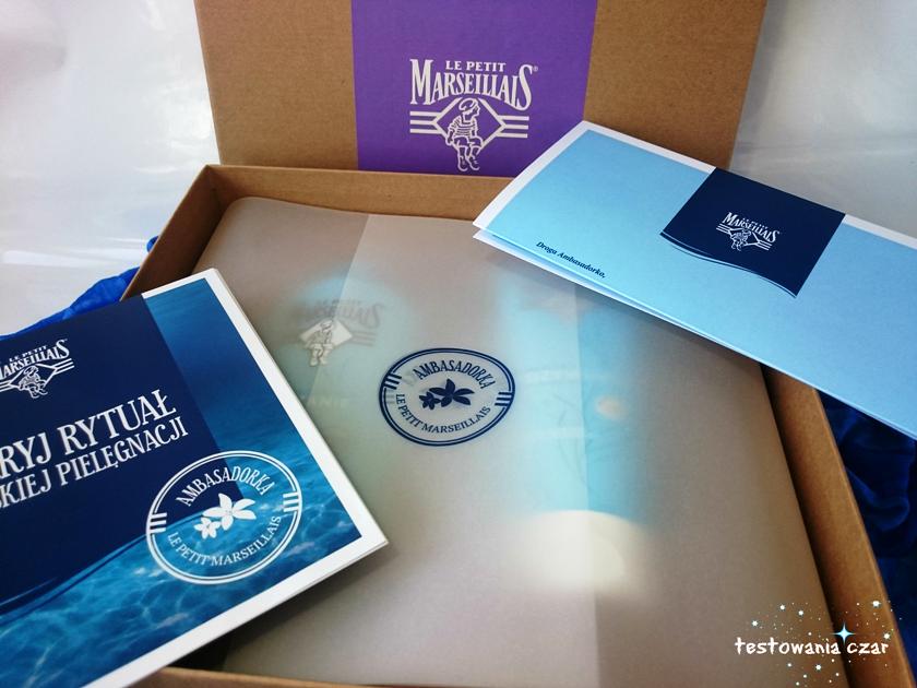 Morska pielęgnacja ciała z nową linią kosmetyków Le Petit Marseillais