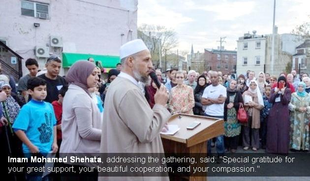 Inilah Islam, Masjid dilempari Kepala 'Babi', Imam Masjid Malah Balas Beri Jamuan