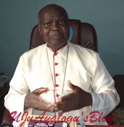Nigeria Will Be Worse If Buhari Gets 2nd Term - Cardinal Okogie