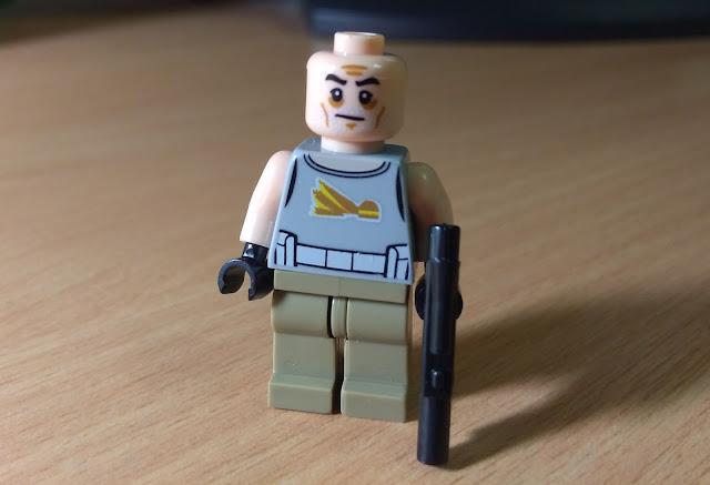 Капитан Грегор, Стар Варс, Война клонов, повстанцы, лего Звездные войны купить, StarWars