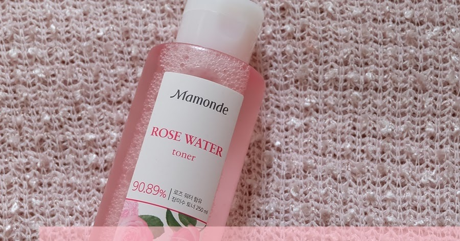 Rose water philippines