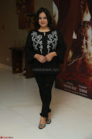 Cute Poja Gandhi in black dress at Dandupalyam 2 Movie press meet  ~  Exclusive 97.JPG