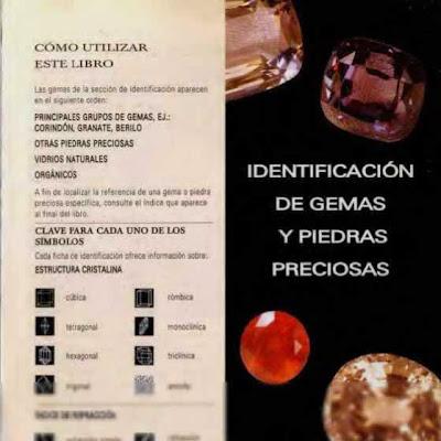 Identificacion de Gemas y Piedras preciosas - Bajar libro