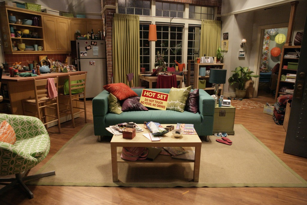 . Penny s Apartment   Big Bang Theory