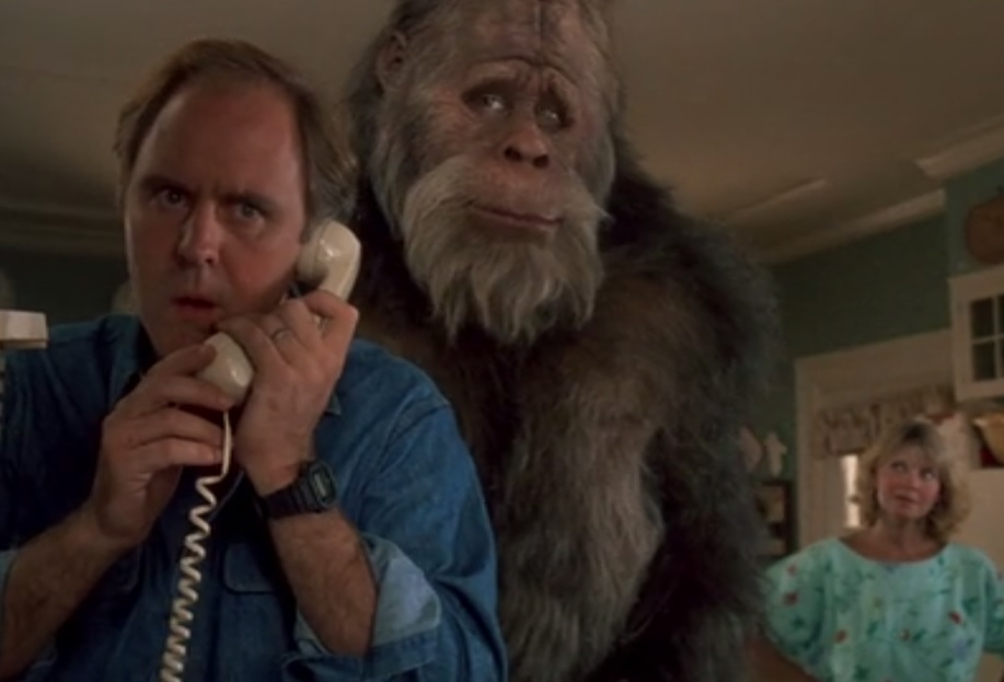 Neko Random: Harry and the Hendersons (1987 Film) Review