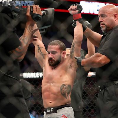UFC 228 Jimmie Rivera def. John Dodson Via Unanimous decision