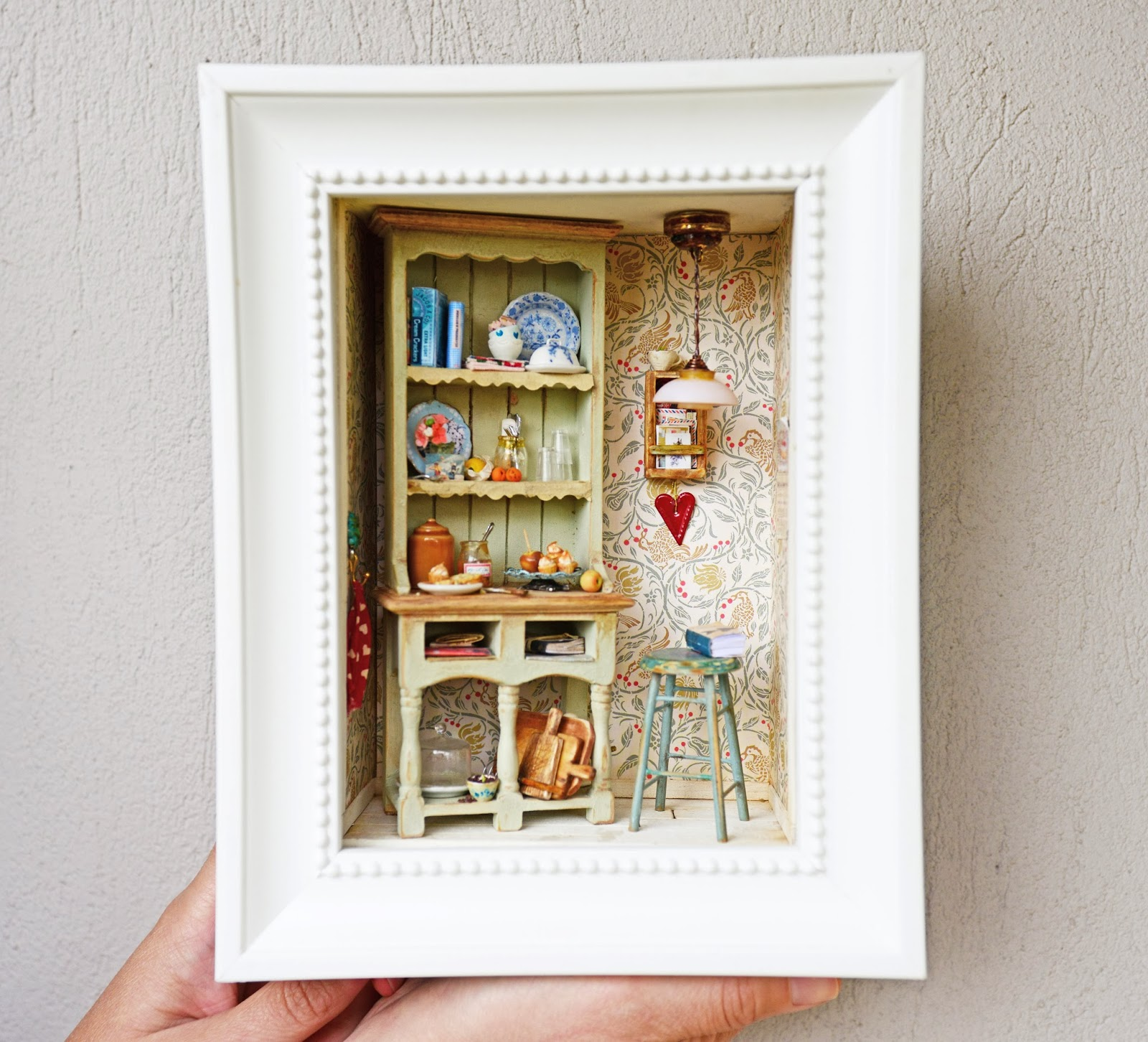 Dollhouse Miniatures Chicago: 1000+ Images About Miniature ROOMBOX On Pinterest