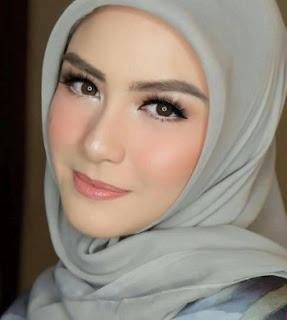 Tutorial Make Up Hijab Simple Natural
