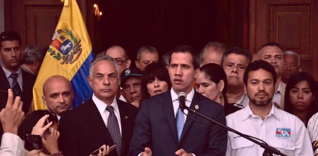 Presidente Guaidó, Venezuela sí es socialista