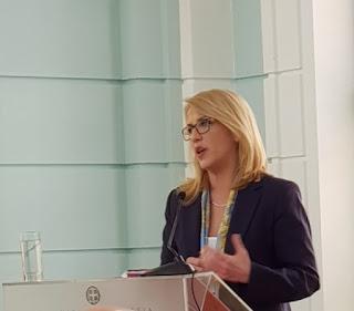 Ρ. Δούρου: «Στρατηγική συμμαχία» η συνεργασία της Περιφέρειας Αττικής με το ΕΒΕΑ