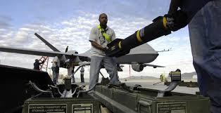Serangan pesawat Drone AS berhasil Tewaskan 40 Pejuang ISIS di Afghanistan Timur