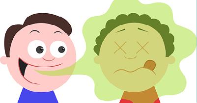 9 Cara Mengatasi Bau Mulut Yang Mengganggu