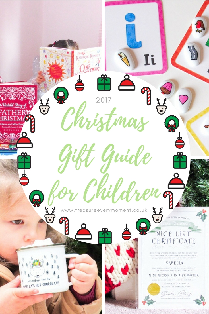children christmas gift guide 2017