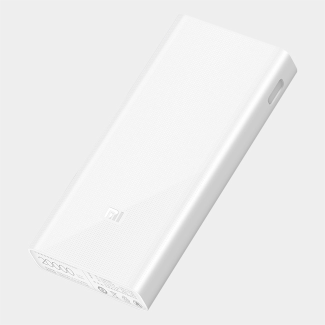 xiaomi power bank 20000mah 2c