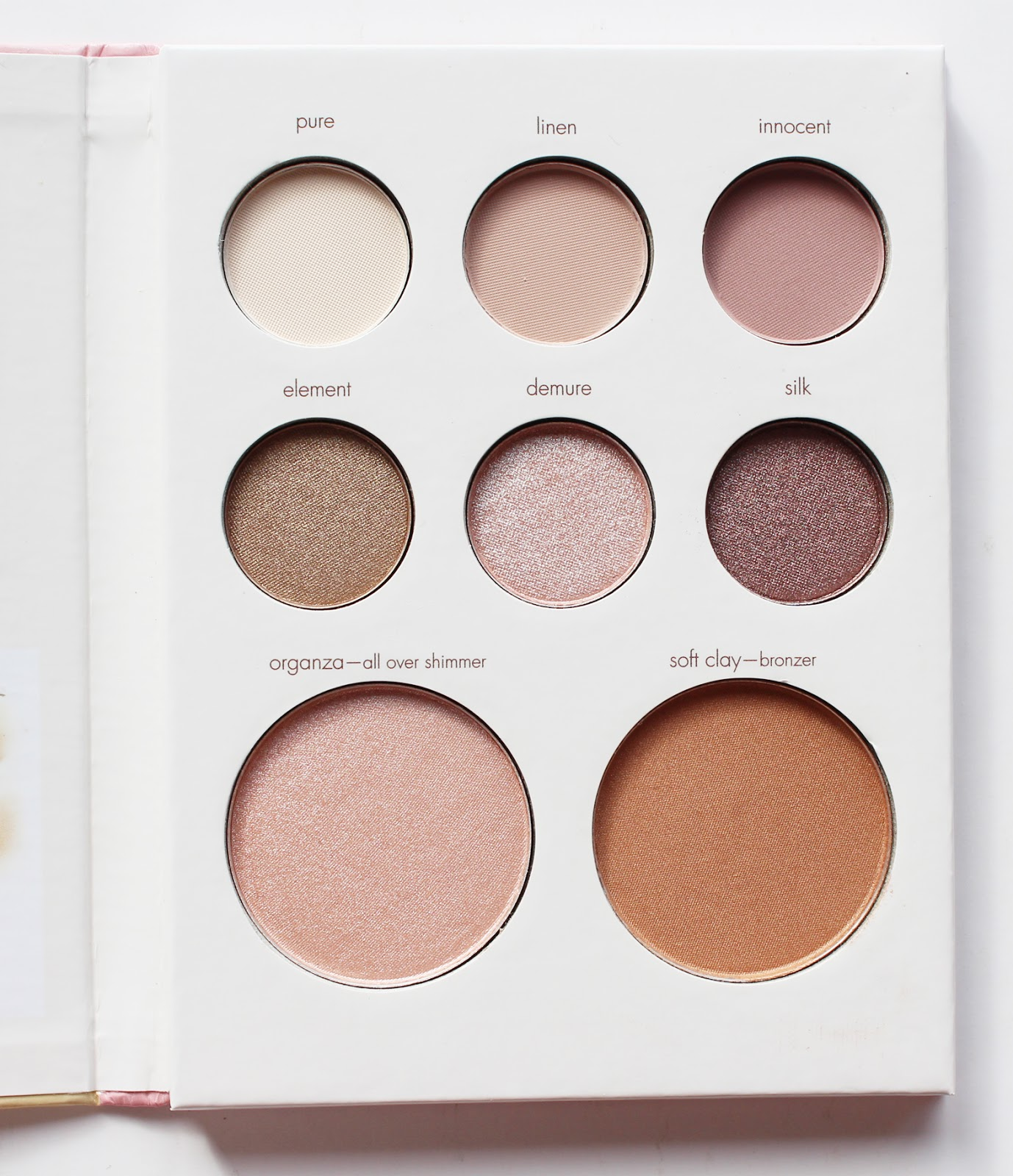 STILA | The Natural Collectible Palette - Review + Swatches - CassandraMyee