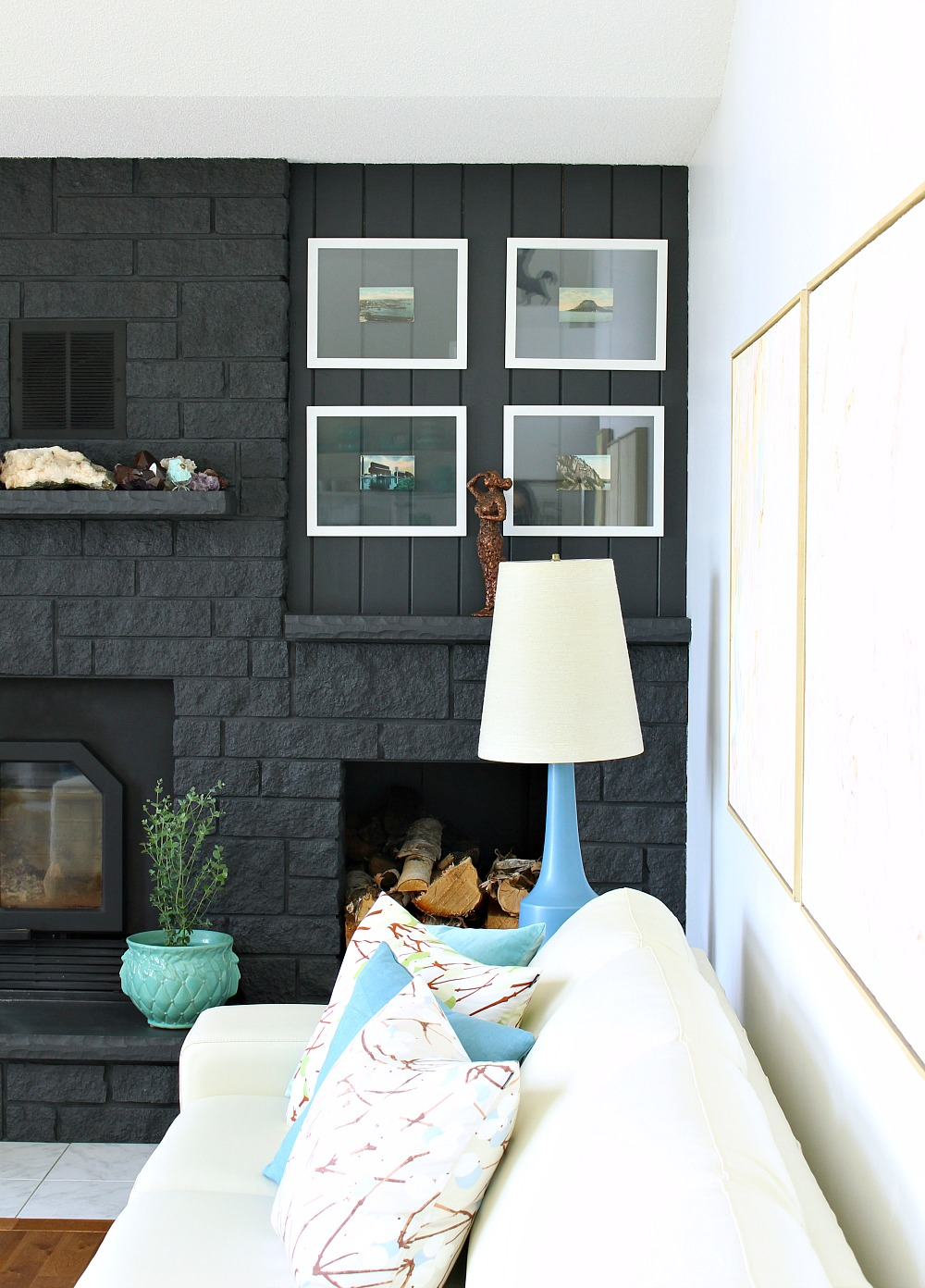 5 reasons to love a dark grey or black fireplace 10 dark