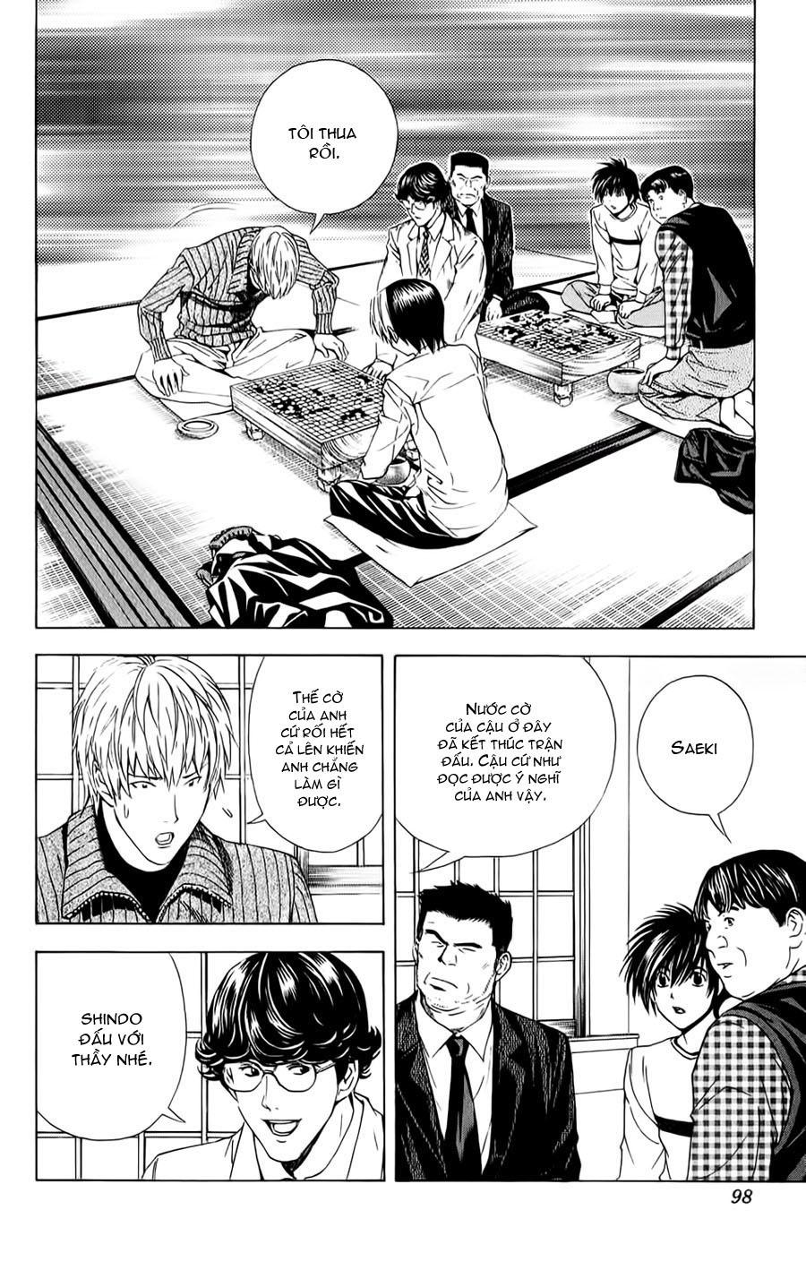 Hikaru No Go hikaru no go chap 144 trang 7