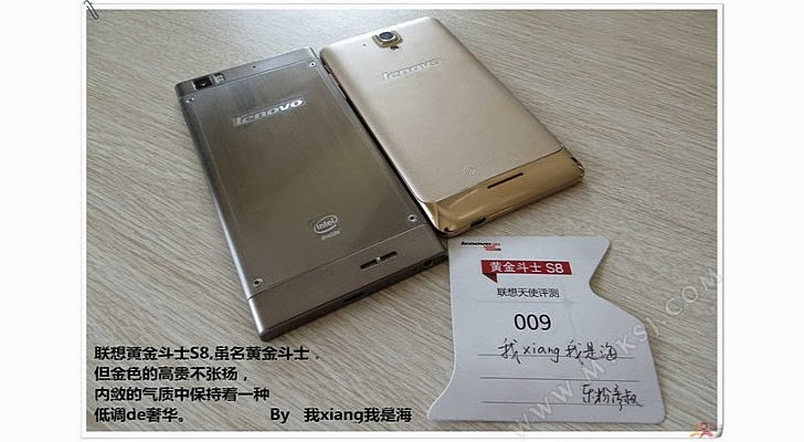 android, smartphone, Lenovo Golden Warrior, ponsel Octa-Core