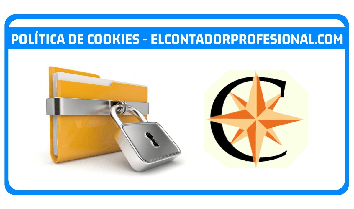 Política de Cookies - elcontadorprofesional.com