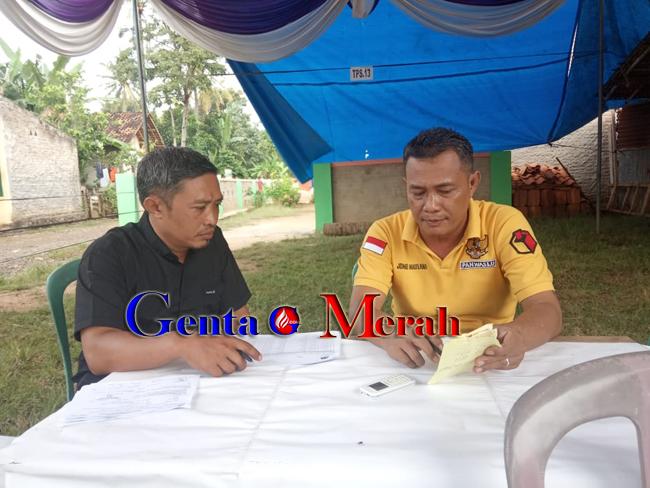 Kinerja KPU Pesawaran Amburadul, Banyak Warga Tidak Masuk DPT - Sudah Meninggal Dapat Undangan.